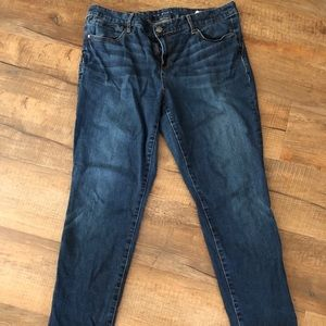 Chico's jeggings- size 2